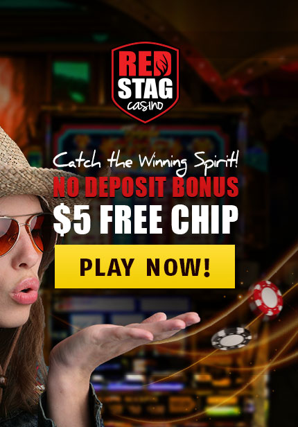 $5 Free Chip - Play Now