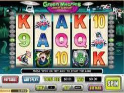 Green Meanies Slots